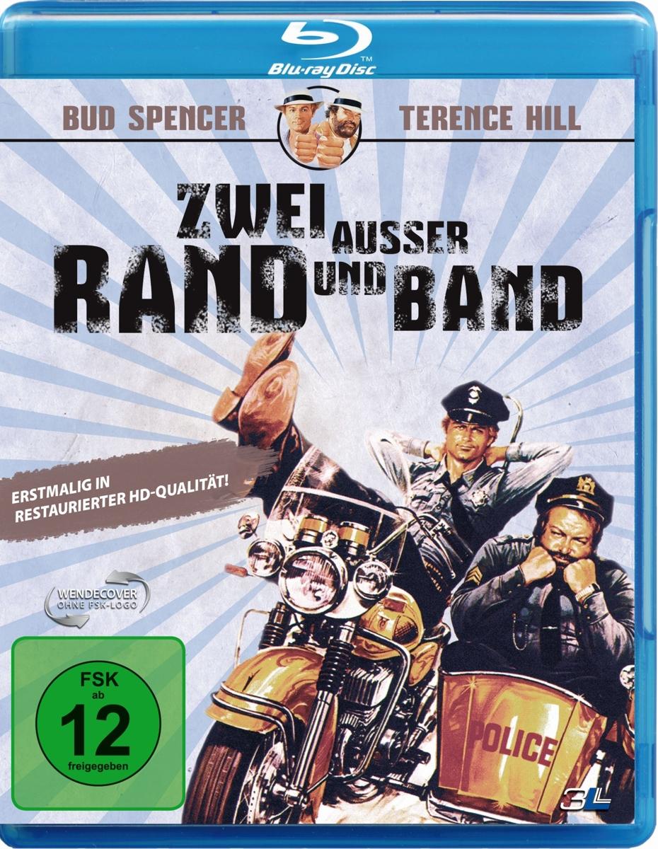 Zwei ausser Rand und Band (1977)