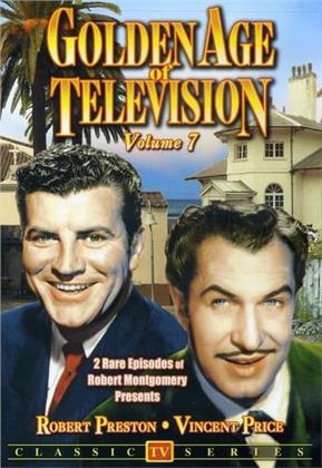 Golden Age Of Television 7 (s/w)