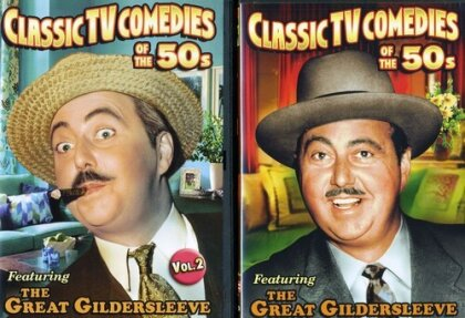 Classic TV Comedies of the 50s - Vol. 1 & 2 (s/w, 2 DVDs)