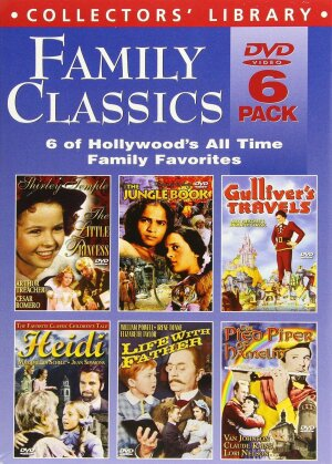 Family Classics 6 Pack (6 DVDs)