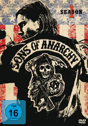 Sons of Anarchy - Staffel 1 (4 DVDs)