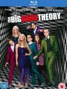 The Big Bang Theory - Season 6 (2 Blu-rays)