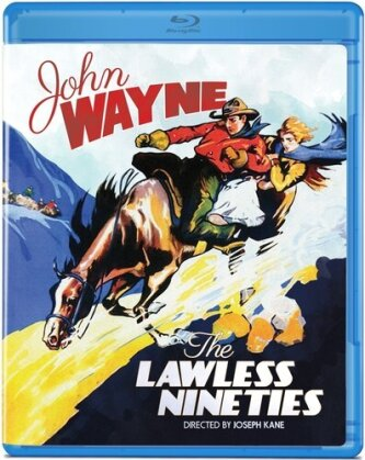 The Lawless Nineties (1936) (s/w, Remastered)