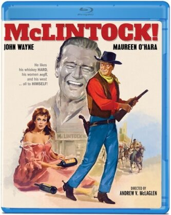 McLintock! (1963) (Remastered)