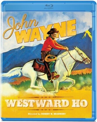 Westward Ho (1935) (s/w, Remastered)