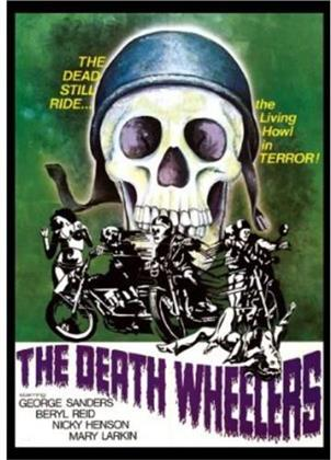 The Death Wheelers (1973) (s/w)
