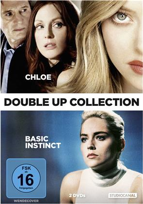 Chloe (2010) / Basic Instinct (Double Up Collection, 2 DVDs)