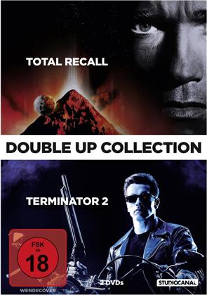 Total Recall (1990) / Terminator 2 - Double Up Collection (2 DVDs)