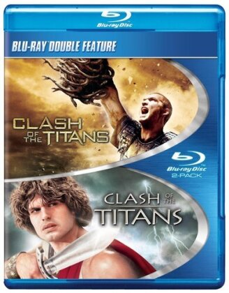 Clash of the Titans (1981) / Clash of the Titans (2010) (Double Feature, 2 Blu-rays)