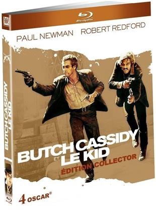 Butch Cassidy et le Kid (1969) (Collector's Edition, Blu-ray + DVD)