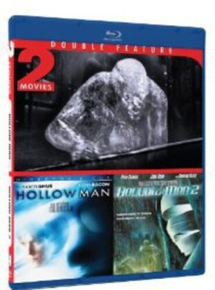 Hollow Man 1 & 2 (Double Feature)
