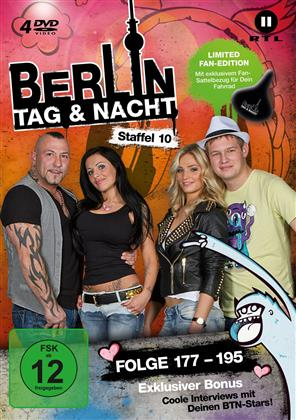 Berlin - Tag & Nacht - Staffel 10 (Fan Edition, Edizione Limitata, 4 DVD)