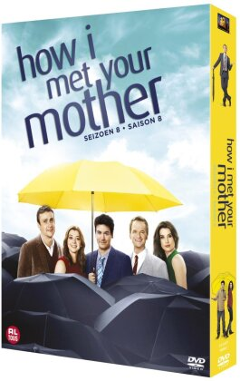 How I Met Your Mother - Saison 8 (3 DVDs)