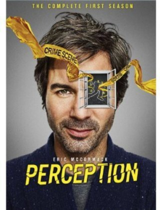 Perception - Season 1 (2 DVDs)