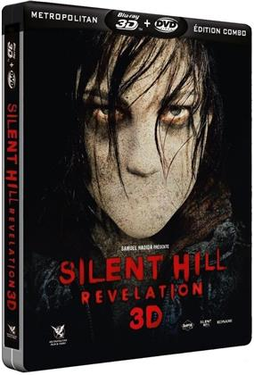 Silent Hill - Revelation (2012) (Steelbook, Blu-ray 3D (+2D) + DVD)