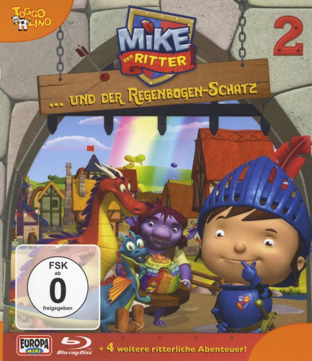 Mike Der Ritter - Vol. 2 - Mike und der Regenbogen-Schatz