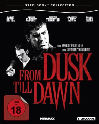 From dusk till dawn (1996) (Steelbook)