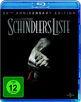 Schindlers Liste (1993) (20th Anniversary Edition, s/w)