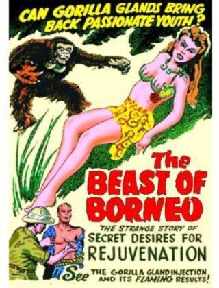 The Beast of Borneo (s/w)