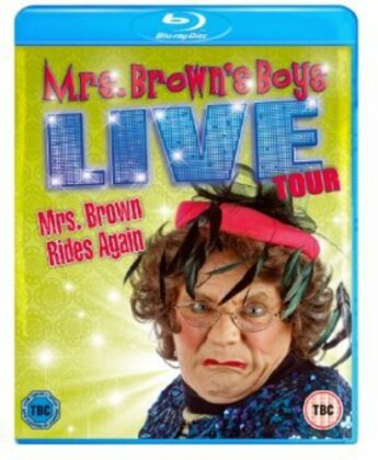 Mrs. Brown's Boys Live Tour / Mrs. Brown Rides A