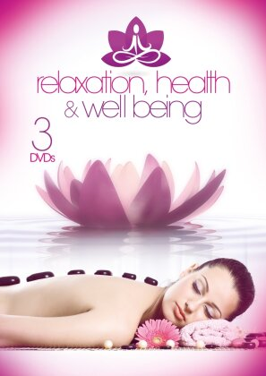 Relaxation, Health & Well Being (3 DVDs)