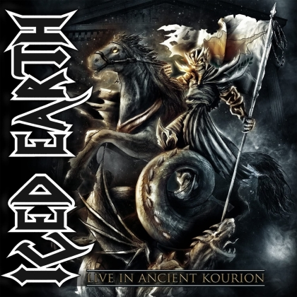 Iced Earth - Live in ancient Kourion - Limited Edition (Blu-ray + DVD + 2 CDs)