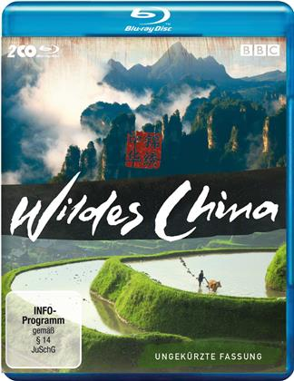Wildes China (2008) (BBC, Softbox, 2 Blu-rays)