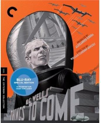 Things to Come (1936) (s/w, Criterion Collection)