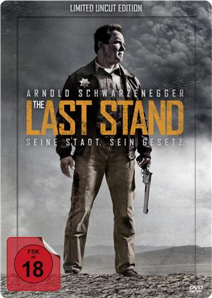 The Last Stand (2013) (Limited Edition, Steelbook, Uncut)