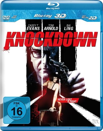 Knockdown (Blu-ray 3D (+2D) + DVD)