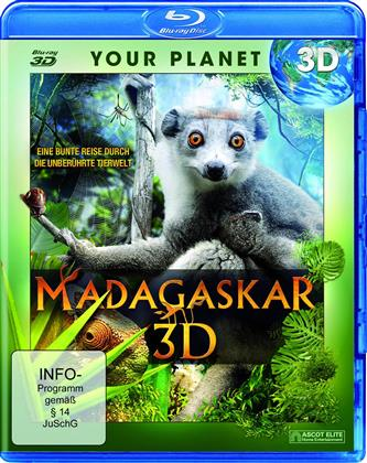 Madagaskar - Your Planet 3D
