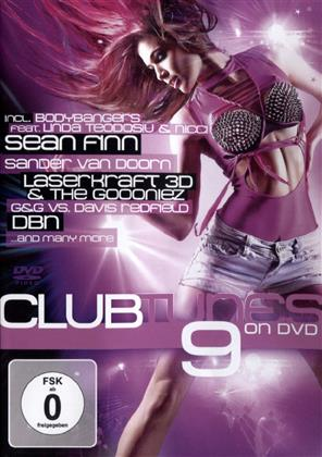 Various Artists - Clubtunes on DVD Vol. 9