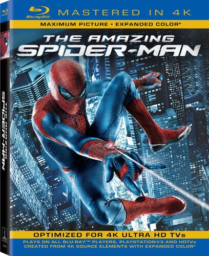 The Amazing Spider-Man - (Mastered in 4K) (2012)