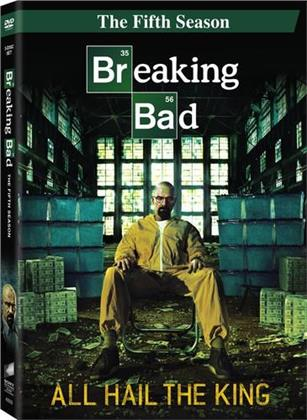 Breaking Bad - Season 5.1 (Unrated, 3 DVD)