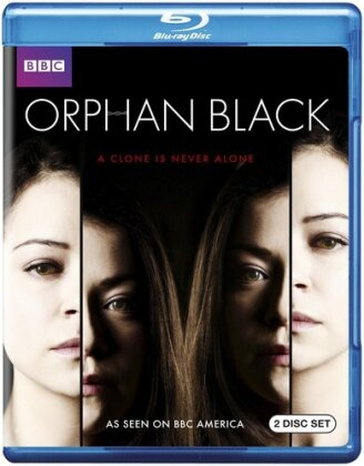 Orphan Black - Season 1 (BBC, 2 Blu-ray)