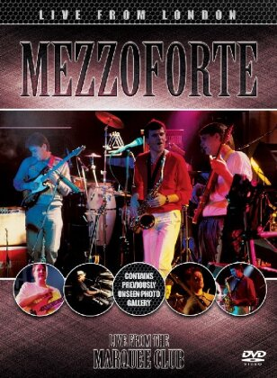 Mezzoforte - Live from London