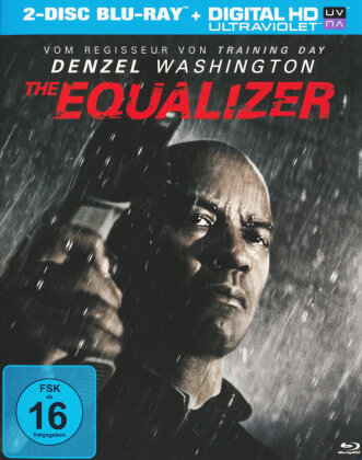 The Equalizer (2014) (2 Blu-rays)