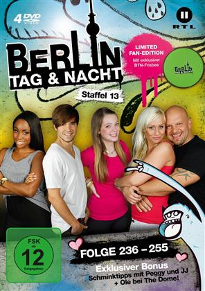 Berlin - Tag & Nacht - Staffel 13 (Fan Edition, Edizione Limitata, 4 DVD)