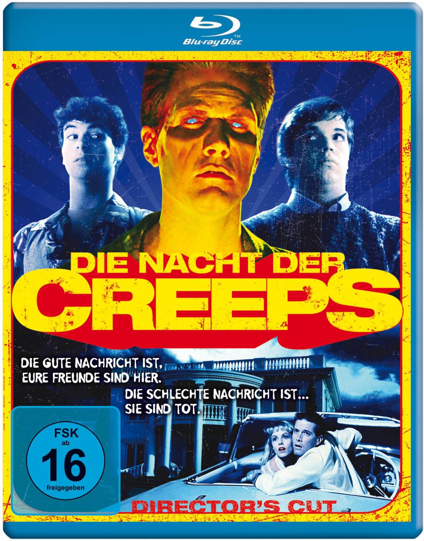 Die Nacht der Creeps (1986) - (Director's Cut)