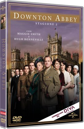 Downton Abbey - Stagione 2 (4 DVD)