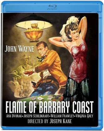 Flame of Barbary Coast (1945) (s/w)
