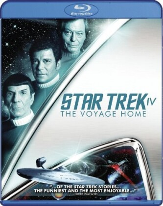 Star Trek 4 - The Voyage Home (1986) (Remastered)