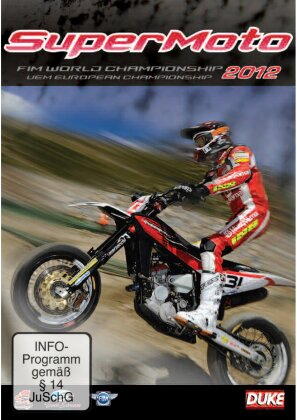 Supermoto - World Championship Review 2012