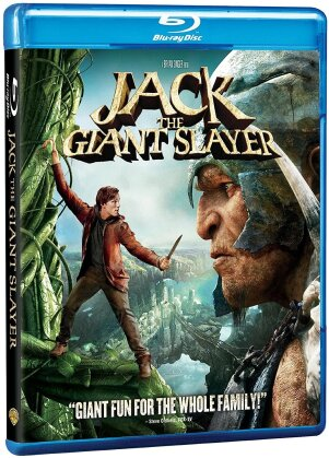 Jack the Giant Slayer (2012) (Blu-ray + DVD)