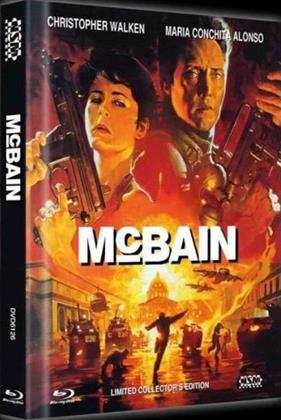 McBain (1991) (Collector's Edition, Limited Edition, Mediabook, Uncut, Blu-ray + DVD)