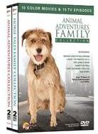 Animal Adventures Family Collection (s/w, 4 DVDs)