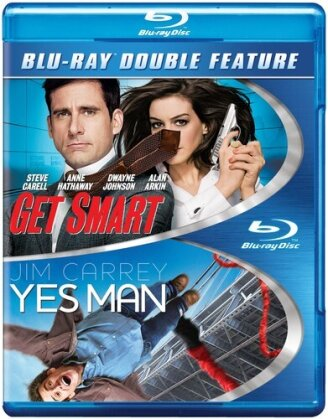 Get Smart / Yes Man (2 Blu-rays)