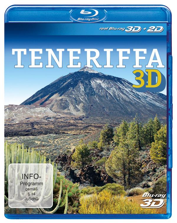 Teneriffa 3D - (Blu-ray 3D (+2D))