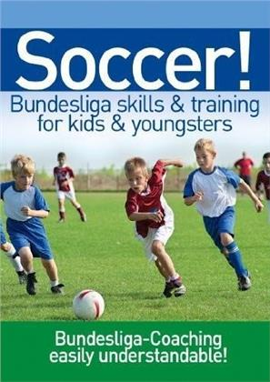 Soccer! - Bundesliga skills & training for kids & youngsters