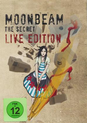 Moonbeam - The Secret - Live Edition (DVD + CD)